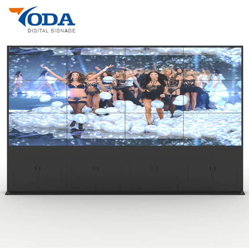 Narrow Side Seam 350cd/m2 1920x1080 TFT LCD Video Wall