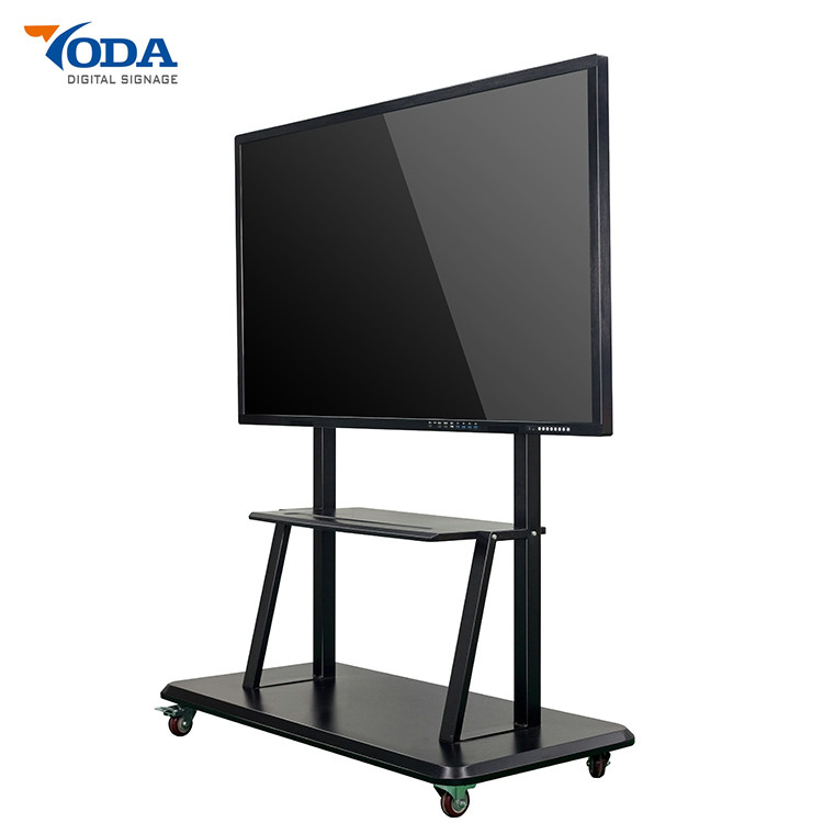 Dual System LCD Interactive Touch Screen All In One PC 16.7M Depth Color 1 Year Warranty