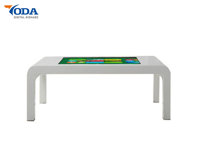 43 Inch LCD Touch Screen Table Coffee Table I3 I5 I7 System Menu Restaurant