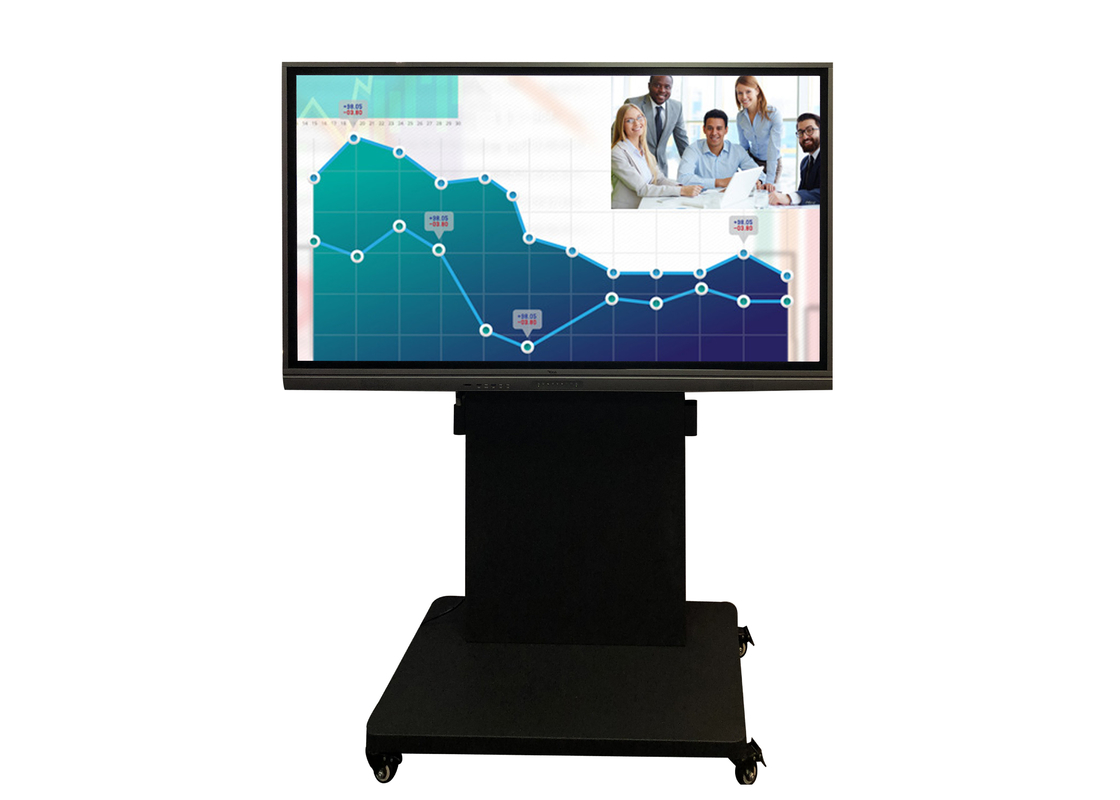Office MeetingBrightness 320cd/m2 LCD Interactive Touch Screen