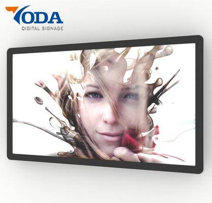 Android Indoor Digital Signage 1 Year Warranty 89 / 89 Viewing Angle
