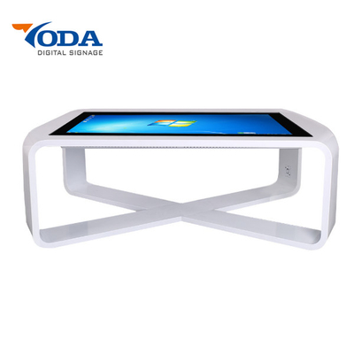 China Simple LCD Touch Screen Table Windows OS Touch Screen Conference Table factory