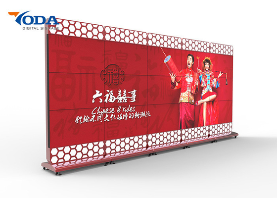 China Professional LCD Video Wall Display Multi-Screen Control Software Video Wall factory