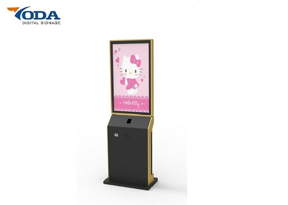 China Android Electronic Signage Display , LCD Digital Signage Monitor Display factory