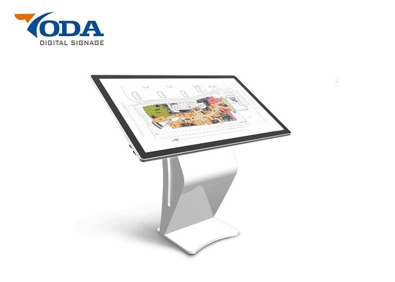 China 49Inch LCD Touch Screen Kiosk Android System All In One Kiosk factory
