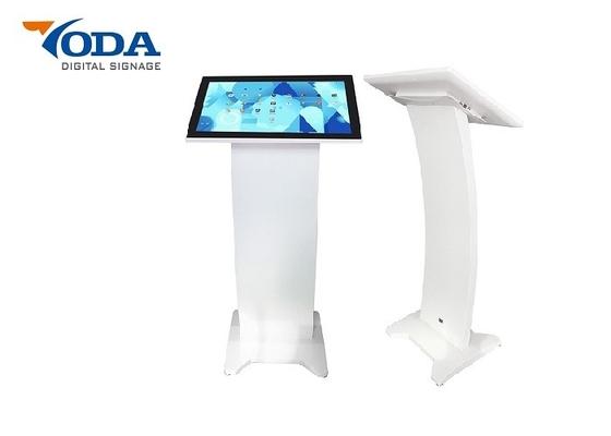 Capacitive Touch 15.6 Inch LCD Touch Screen Kiosk For Order