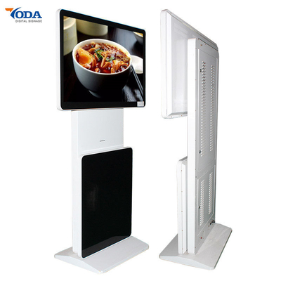 China Shopping Rotatable LCD Touch Screen Kiosk Photo Booth LCD Display factory