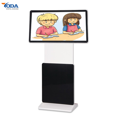 China Waterproof Touch Rotating Monitor LCD Touch Screens Panel Advertising Displays factory